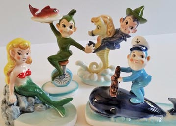 Pixie collectibles in Lincoln City, Oregon
