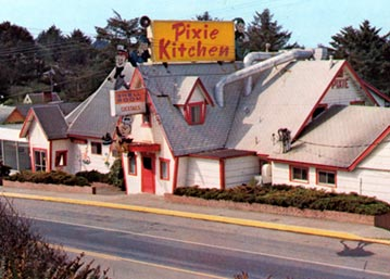 Pixie Kitchen in Lincoln City, Oregon