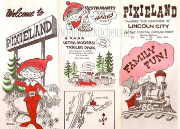 Pixieland in Lincoln City, Oregon
