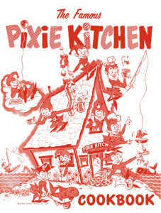 Pixie Kitchen Cookbook
